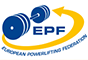 European Powerlifting Federation logo